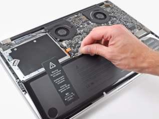 Trocar Bateria do Mac