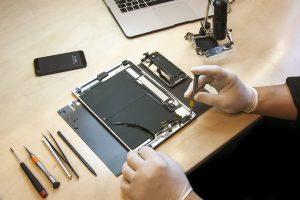 assistência técnica ipad