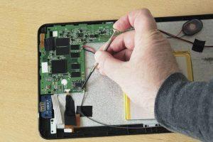 assistência técnica placa de ipad