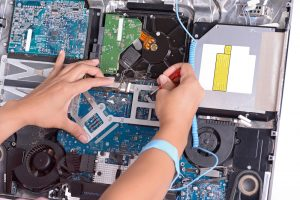 Conserto Placa Mãe e Lógica Mac