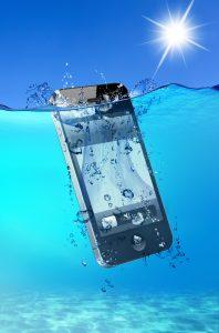 iPhone Caiu na Água