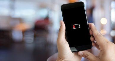 iphone sem bateria