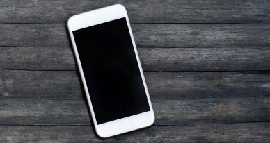 iPhone não liga