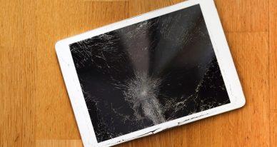Saiba como solicitar a troca de tela quebrada do iPad 4