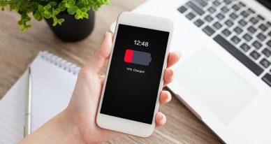 O que fazer quando o iPhone 7 não segura a carga?
