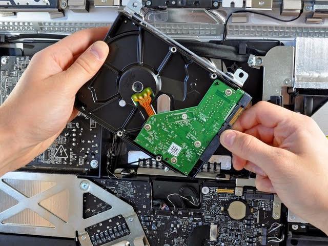 Recuperação de HD Mac
